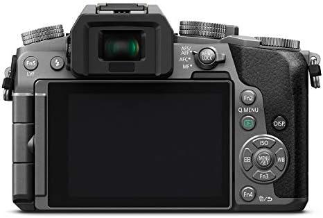 Panasonic Lumix G7KS 4K Mirrorless Camera, 16 Megapixel Digital Camera, 14-42 mm Lens Kit, DMC-G7KS 41 2BzzEofG 2BL