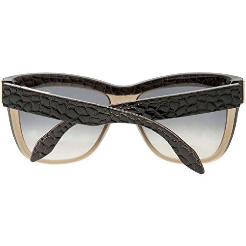 Roberto Cavalli Oversized Square Sunglasses