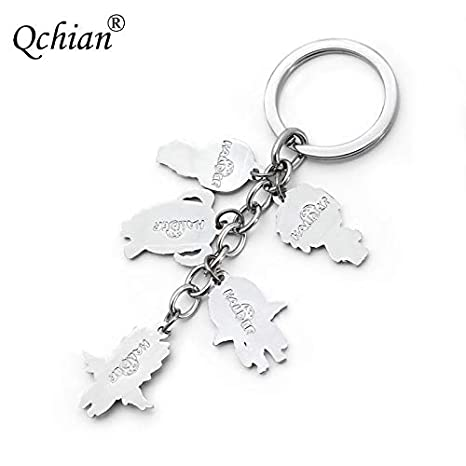 Amazon.com : Momoso_Store death note keychain lovely l ...