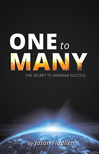 One to Many: The Secret to Webinar Success cover
