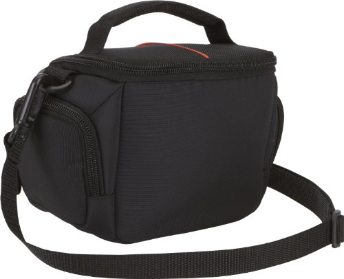 camera & photo, accessories, cases & bags,  camcorder cases  discount, Case Logic DCB305 Compact Camcorder Kit Bag with Interior Dividers and Side Storage Compartments in US4