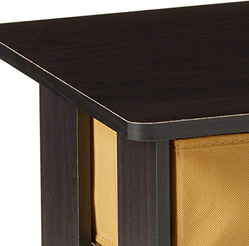 home, kitchen, furniture, living room furniture, tables,  end tables 7 on sale Furinno End Table Bedroom Night Stand, Petite, Espresso deals