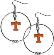NCAA Hoop Earrings, 2-Inch