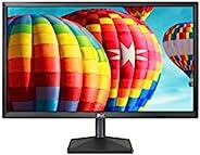 "Monitor LG LED 23.8"" Widescreen, Full HD, IPS, HDMI - 24M"