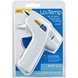 AdTech Lo-Temp Mini Glue Gun | Low Temp Compact Tool for Crafting, School Projects and DIY | Item#0450