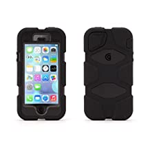 Griffin Case for iPhone 5/5S/SE, Retail Packaging, Black