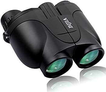 G4Free 12x25 Compact Green Lens Binoculars