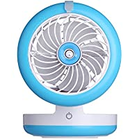 Labife Portable Air Conditioner Mini USB Water Spray Fan Rechargeable Misting Fans Beauty Humidifier Mist Maker Cooler