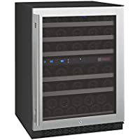 Allavino FlexCount 56 Bottle Dual Zone Wine Refrigerator