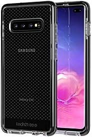 Funda Tech21 Evo Check Samsung S10 Plus Color Humo - Negro