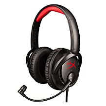 HyperX Cloud Drone Multi-platform Amplified E-Sports Gaming Wire Headset Removable Microphone Black For MAC/Xbox One