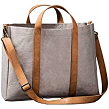Hearth & Hand with Magnolia Womens Tote Handbag Crossbody Bag BROWN TAN Joanna Gaines Collection