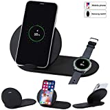 Best Online Lwter Qi Wireless Charger Pad Charging Stand Cordless Mat Plate Compatible With I Phone Xsxs Maxxrx88plus Samsung Galaxy S7s8s9 Note 578samsung S8note8iwatch 4321no Ac Adap