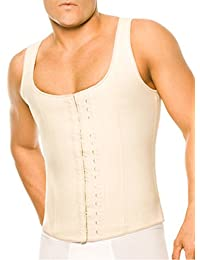 Mens Latex Girdle Body Shaper