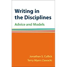 Writing in the Disciplines: A Hacker Handbooks Supplement 8th edition by Hacker, Diana, Cullick, John, Zawacki, Terry Myers (2014) Paperback