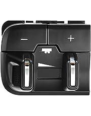 A-Premium Trailer Brake Control Switch Compatible with Ram 1500 2500 3500 4500 5500 2013-2020 Dodge Durango 2019-2021 Front Center
