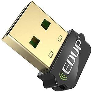 ワイヤレス アダプタ Fanvs 低遅延 USB 4.0 Bluetoothアダプタ 無線 小型 ドングル