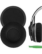 Geekria Earpad Vervanging voor Sennheiser Urbanite XL Over-Ear Hoofdtelefoon Oorkussen/Oorkussen/Oorschelpen/Oor Cover/Oordopjes Reparatie Onderdelen