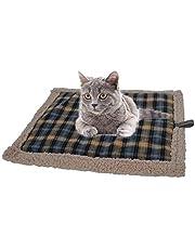 lossomly Självuppvärmande filt för katter och hundar miljövänlig värmefilt katt stor självvärmande kattfilt värmefilt för katter och hundar