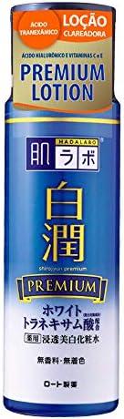 Shirojyun Premium Lotion - Loção Clareadora com Ácido Tranexâmico 170ml, Hada Labo