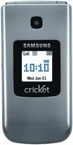 Samsung R261 Chrono Prepaid Phone (Cricket)