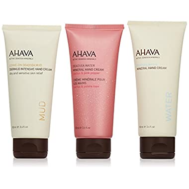 AHAVA Hand Cream Trio Set