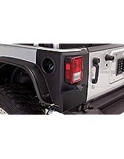 Bushwacker Jeep Trail Armor Rear Corner Pair