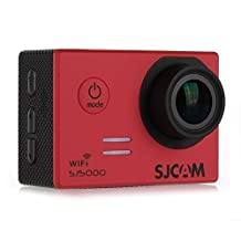 SJCAM Original SJ5000 WIFI Novatek 96655 14MP 170° Wide Angle 2.0'' LCD 1080P Sport Action Camera Waterproof Cam HD Camcorder Outdoor for Vehicle Diving Swimming