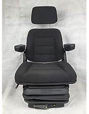 Gorilla Tractorstoel, sleepstoel, graafmachine, stapelstoel, bestuurdersstoel, basic eco-stof