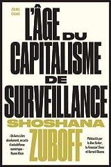 L'age du capitalisme de surveillance Paperback
