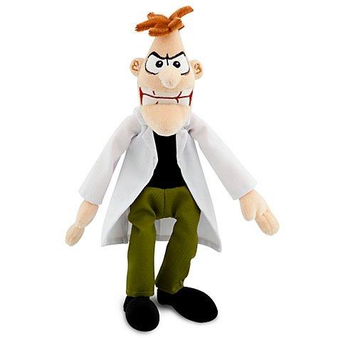 Disney Phineas und Ferb - Dr. Doofenshmirtz Plüsch Puppe