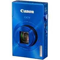 Canon Digital Camera IXY 3 (Blue) 12x Optical Zoom CMOS IXY3(BL) - International Version