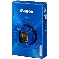 Canon Digital Camera IXY 3 (Blue) 12x Optical Zoom CMOS IXY3(BL) - International Version
