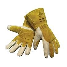 Tillman 52 Top Grain Cowhide Anti-Vibration MIG Welding Gloves, X-Large by Tillman