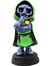 DIAMOND SELECT TOYS Marvel Animated Series: Doctor Doom Statue, Multicolor, 5 inches