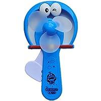 Blue Doraemon Personal Toy Fan