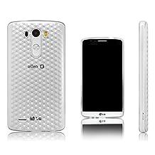 Xcessor Diamond - Flexible TPU Gel Case For LG G3. Transparent
