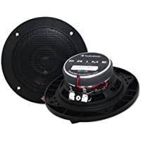 Rockford Fosgate R142 Prime Series 2 Way 4 100 Watt (Pair) Full-range Car Speakers