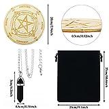 Star Pendulum Board Dowsing Divination Metaphysical