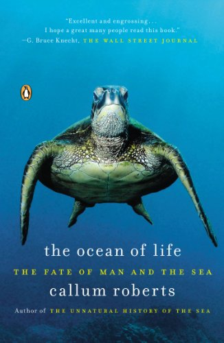 The Ocean of Life: The Fate of Man and the Sea [Callum Roberts] (Tapa Blanda)