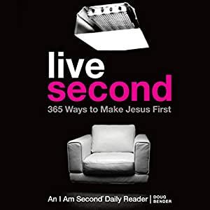 Live Second Audiobook