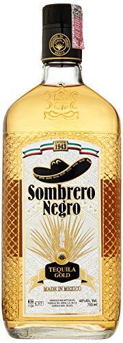 Tequila Sombrero Negro Gold, 750ml
