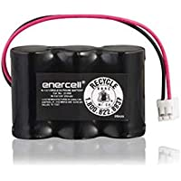 enerell 23-896 3.6V 350mAH Cordless Phone Battery