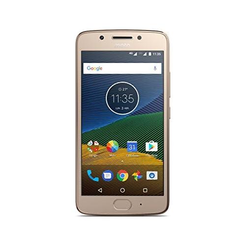 chollos oferta descuentos barato Motorola Moto G5 Smartphone Libre de 5 Full HD 2 800 mAh de batería cámara de 13 MP 2 GB de RAM 16 GB