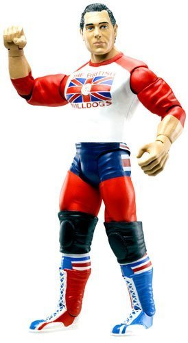 WWE Wrestling Classic Superstars Series 24 Action Figure Dynamite Kid by Jakks