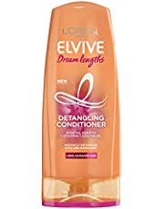 L'Oreal Paris Elvive Dream Lengths Detangling Conditioner 325ml (For Long, Damaged Hair)