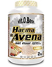 Vitobest, Harina De Avena Chocolate - 2000 gr