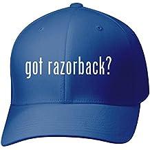 BH Cool Designs Got Razorback? - Baseball Hat Cap Adult