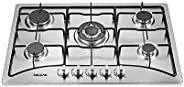cooktop a gás Suggar modelo FG5135IX 5 queimadores inox