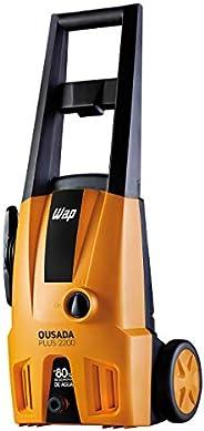 Lavadora de Alta Pressão WAP OUSADA PLUS 2200 1500W 1750 PSI/Libras 342L/h Jato Leque e Concentrado Máquina 22